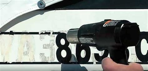 removing boat lettering how to videos to make your day on the water smoother