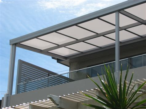 Polycarbonate Awning Design by Polycarbonate Awnings Gallery Starport Constructions