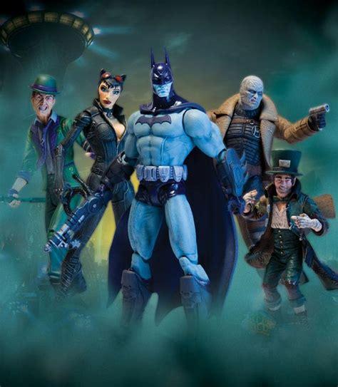 Dc Collectibles Batman Arkham City Series 2 Batman Detective Mode promo images for dc direct s upcoming batman arkham city series 2 figures youbentmywookie