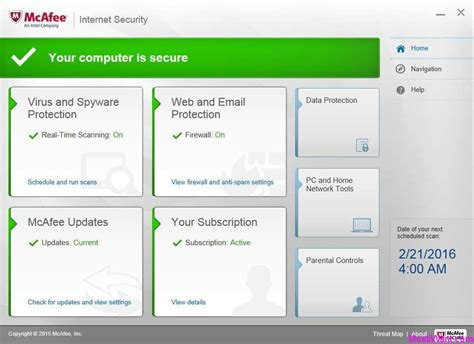mcafee antivirus for pc free download 2013 full version free download mcafee internet security 2016 full version