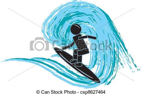 drawing a basic wave can be but after a while it can stick figure surfing simple drawing of a stick figure
