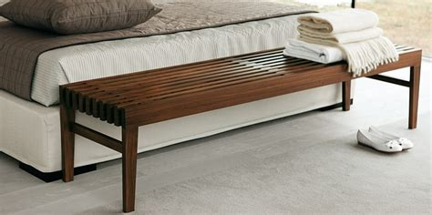 bench furniture bedroom bedroom bench slim and urbane costa rican furniture