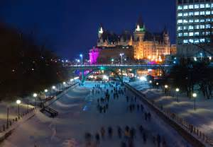 the rideau canal skateway photo credit ottawa tourism