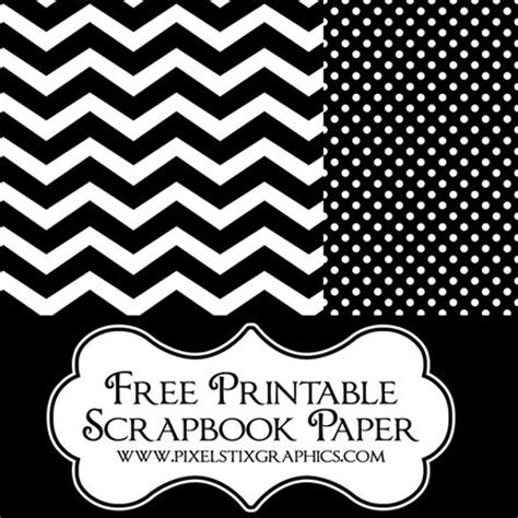 25 best ideas about printable scrapbook paper on pictures black and white designs printable drawing art