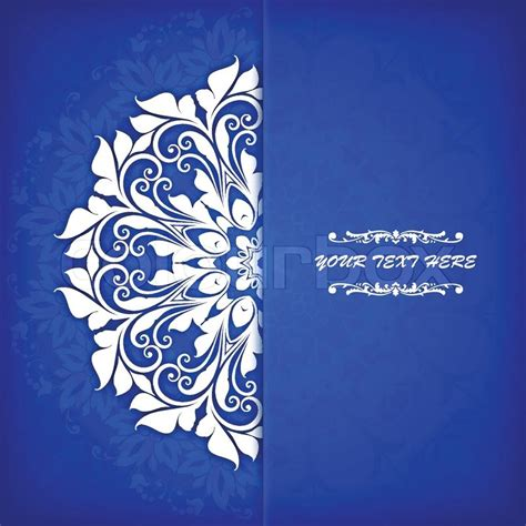 wedding cards design blue wedding invitation border designs blue wedding