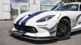 Dodge Viper Kit Dodge Viper Acr Gets Kit And Power Hike To 765 Hp By