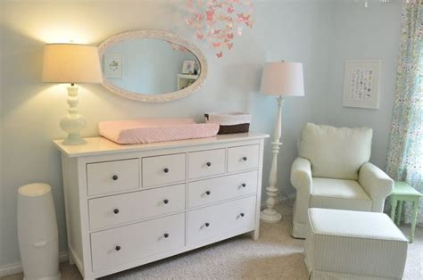 Nursery Dresser With Changing Table Anyone Pics Of Ikea Hemnes Dresser In Nursery Hemnes Dressers And Ikea