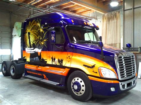 16 semi truck customizations that ll you away