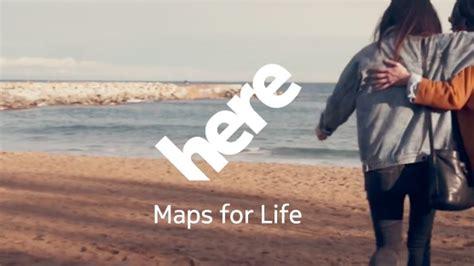 here maps for life nokia here maps met offline navigatie nu ook op ios 187 one