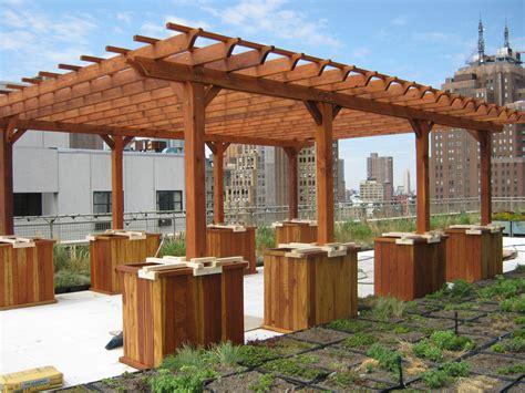 garden pergola kits typical roof top installation garden pergola options 26