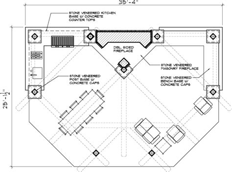 outdoor living floor plans trailwind timber pavilion custom outdoor pavilion
