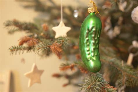 christmas pickle myth or reality