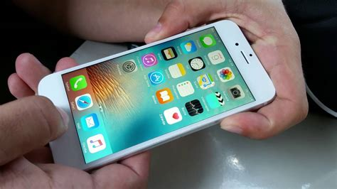 iphone 6 factory reset
