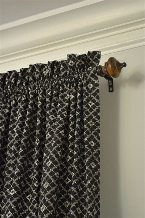 how to sew simple curtains easy sew curtains at home with the barkers
