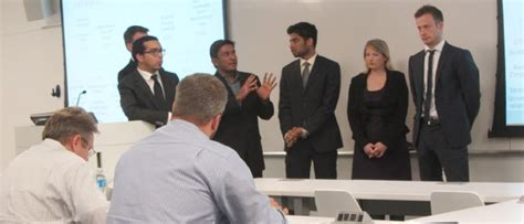 Mba Student Internship San Francisco by Hult Mba Students Feel The Heat In Front Of San Francisco