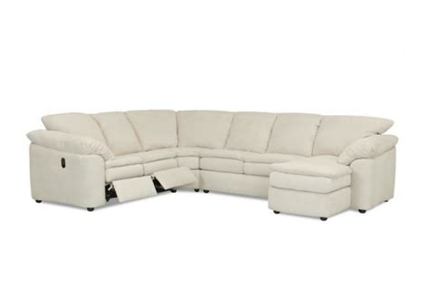 Classic Leather Sectional by Classic Leather Reclining Sectional
