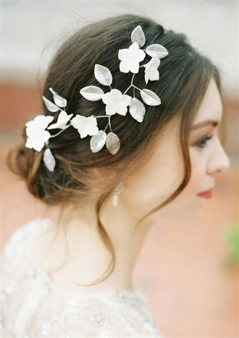 Wedding Hair Accessories Trends by 20 Drop Dead Bridal Hair Styles Wedding Accessories