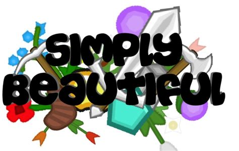 simply beautiful simply beautiful 128x 1 9 minecraft texture pack