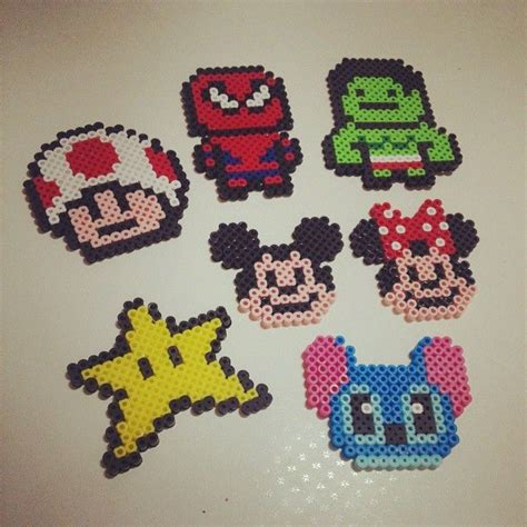 bead craft ideas for perler bead crafts by julia8921 craft and diy ideas