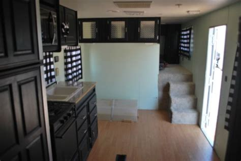 rv kitchen cabinets painted black rv cabinets exle my cer rv cabinets cabinets