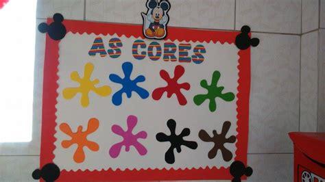 Décor Mural by Decora 231 227 O Para Sala De Aula Mickey E Minnie Espa 231 O Do