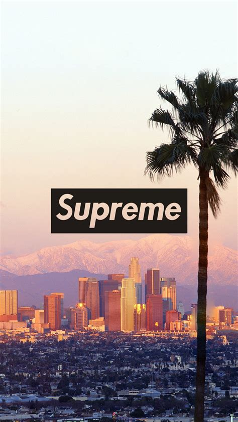 supreme la los angeles supreme wallpaper authenticsupreme