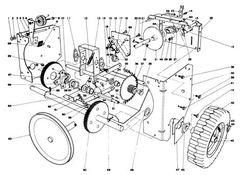 toro snowblower parts diagram toro 200 snowblower parts diagram imageresizertool