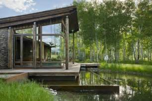 Backyard Living Magazine Website Beautiful Lake House 4 Home Design Garden