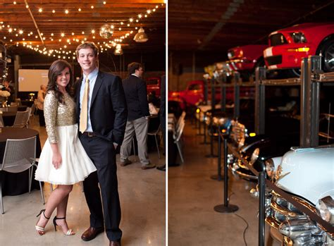 The Garage Birmingham Alabama by Braden Rehearsal Dinner At Ted S Garage In