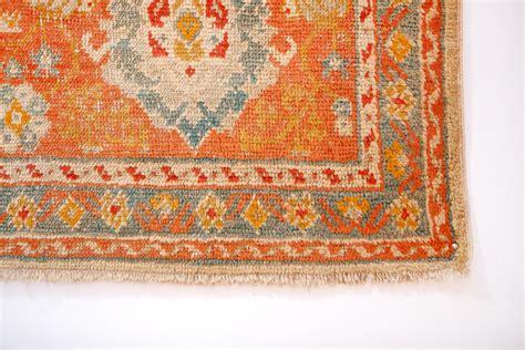 rugs west palm late 19th century turkish oushak carpet on antique row west palm florida