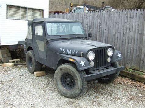 1975 Jeep Wrangler Find New 1975 Jeep Cj5 4x4 Wrangler Manual Transmission In