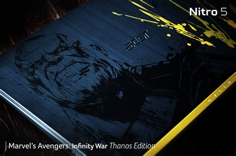 Harga Acer Nitro 5 Thanos Edition laptop acer nitro 5 infinity war thanos edition