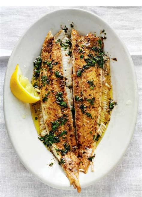 Simple Vegetarian Main Dishes - dover sole a la meuni 232 re the happy foodie
