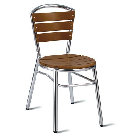 outdoor cafe furniture no wood outdoor cafe chair