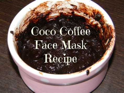 Cocoa Coffee cocoa and coffee mask skin care