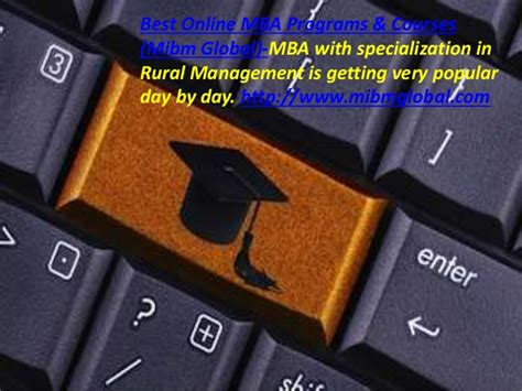 Best Mba It Managment Programs by Best Mba Programs Courses Mba With Specialization