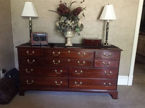 solid cherry bedroom furniture solid cherry wood bedroom set fort worth 76262 trophy