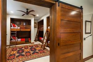 Barn Door Bunk Bed 27 Creative Rooms With Space Savvy Sliding Barn Doors