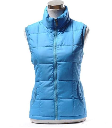 7 Pretty Vests For Fall by Fashion Fall Winter Warm Collar Cotton