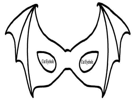 free printable halloween coloring face mask search