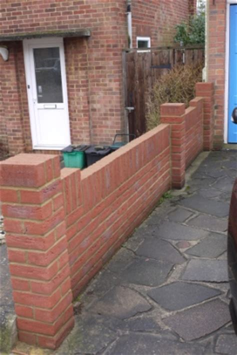 types of bricks for garden walls angier and frowde ltd gallery of previous work and