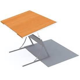 small drafting desk 3d object free artlantis objects