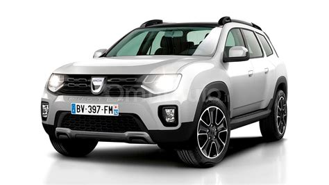 dacia duster new new dacia duster 2017 2018 look
