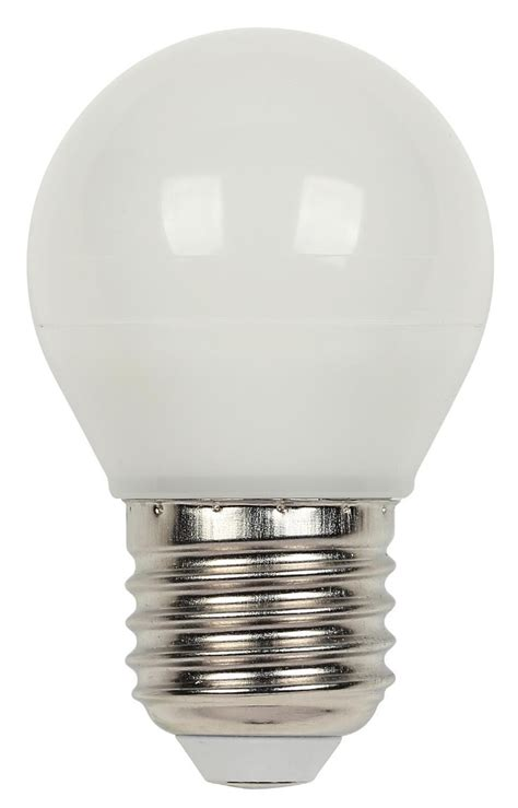 leuchtmittel led led leuchtmittel 5 watt e27 kugel g45 dimmbar warm wei 223