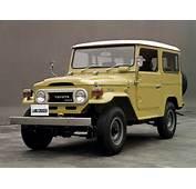 1973 Toyota Land Cruiser  Information And Photos MOMENTcar