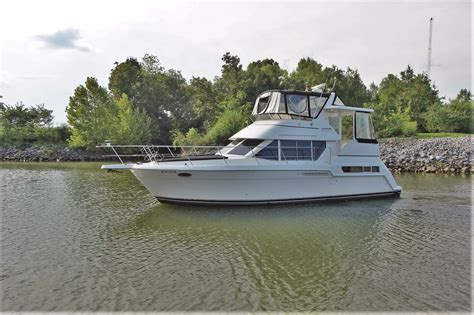 used carver boats carver boats 355 ac 1998 for sale for 78 500 boats from