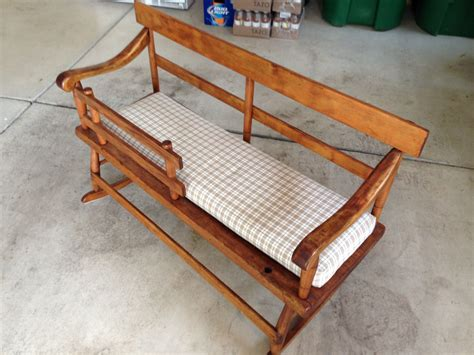 vintage bench for sale antique mammy s bench or settee for sale antiques com classifieds
