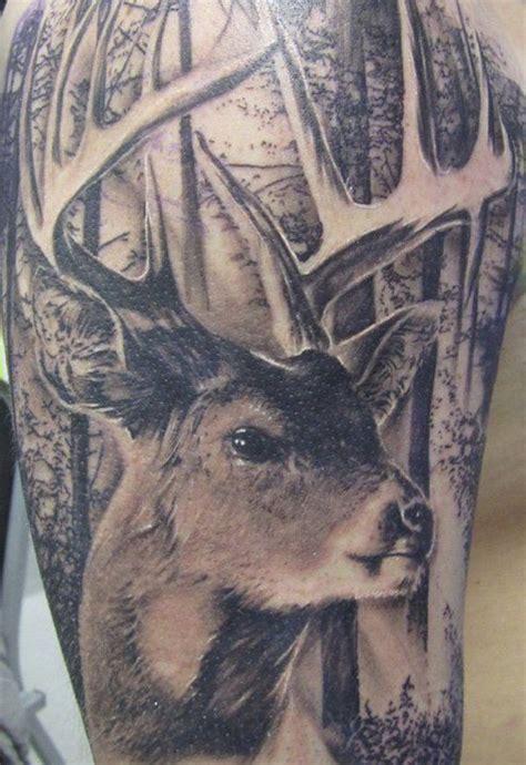 tattoo camo uk 45 inspiring deer tattoo designs deer tattoo tattoo