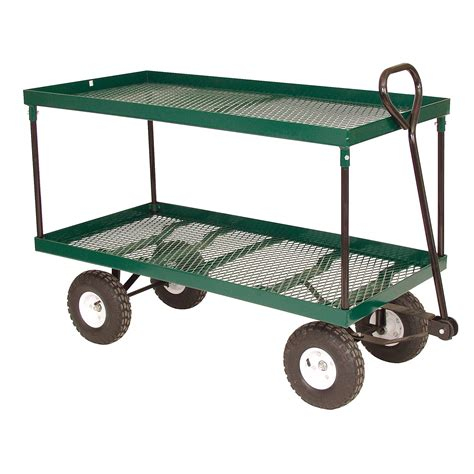 Garden Wagon Deck Metal Utility Garden Wagon Qc Supply