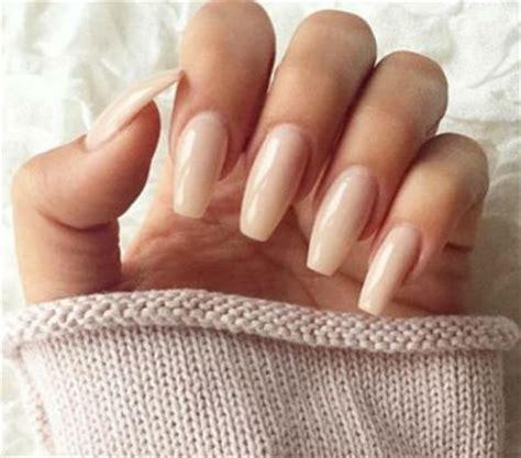 tutorial unghie instagram nuove forme unghie 2016 la ballerina shape o coffin shape